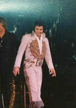 Elvis in Macon