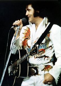Elvis In Autumn 1974
